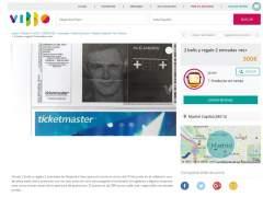 La web de segunda mano Vibbo retira la categoría 'Entradas'