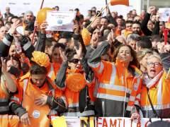 Los estibadores convocan nueve días de huelga