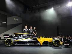Renault descubre su nuevo monoplaza RS17