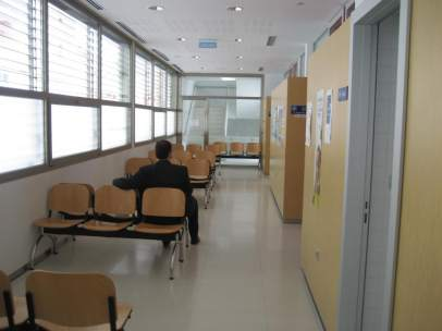 Sala De Espera En Ambulatorio.