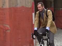 Urdangarin, en bici por Ginebra a la espera de que el juez decida si ingresa en prisión