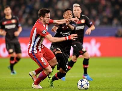 Bayer Leverkusen - Atlético