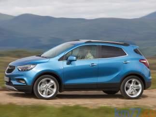 Opel Mokka X diésel