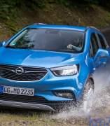 Opel Mokka X fuera de asfalto