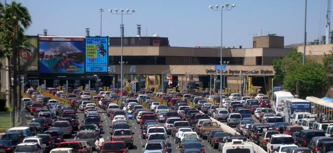 Frontera entre EE UU y Méxicoc