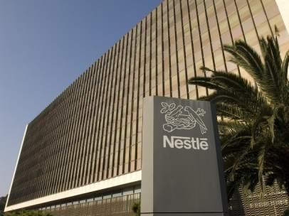 Sede de Nestlé en Esplugues de Llobregat