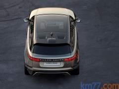 Range Rover Velar, a medio camino entre el Evoque y el Sport