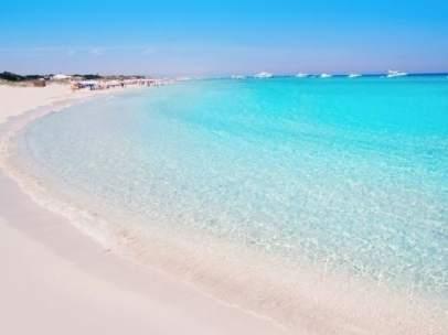 Playa de Ses Illetes, Formentera