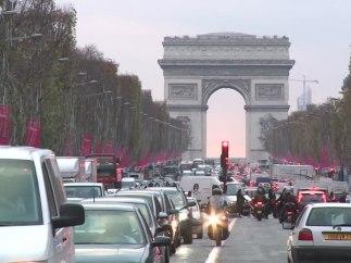 Las 10 ciudades del mundo con más tráfico