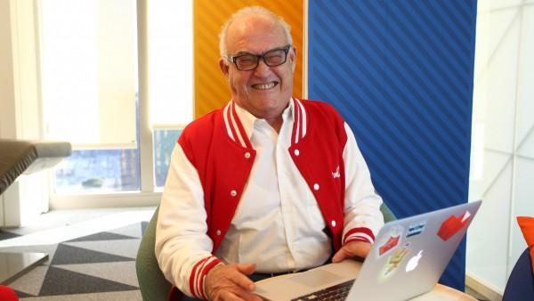 Juan José Cañas,el abuelo 'youtuber'