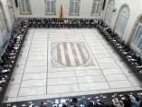 Reunión del Pacte Nacional pel Referèndum.