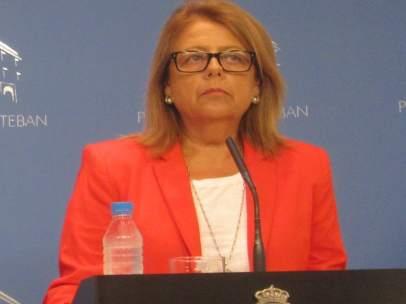 María Isabel Sánchez Mora