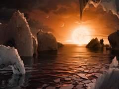 Hallan siete 'Tierras gemelas' donde podría haber vida