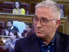 """Sardà, sobre Iglesias y Montero: """"Él es el macho alfa"""""""