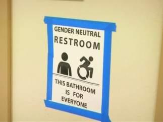 Se anula la norma para elegir baño libremente en EE UU