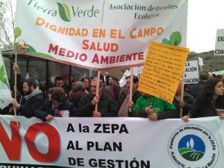 Concentración Agricultura Ecológica