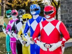 Power Rangers disfraz