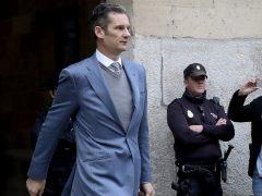 El tribunal decreta que Urdangarin y Torres sigan en libertad provisional