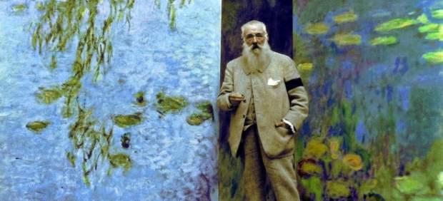 Fotograma del documental 'Yo, Claude Monet'.