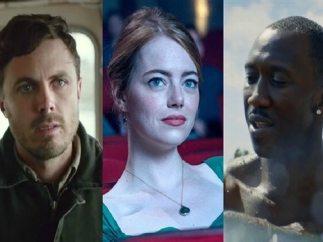 Las favoritas a los Óscar 2017