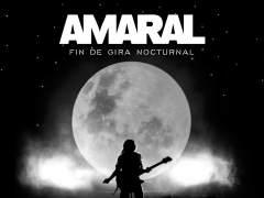La gira de Amaral terminará con la grabación de un disco en directo