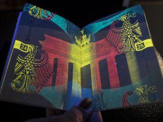 'Pasaporte ultravioleta'
