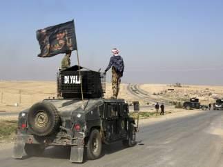Ofensiva en Mosul.