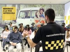 El Racc propone un sistema de acceso gradual al permiso de conducir a los 17 años