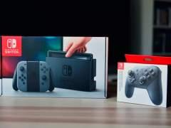Primer 'unboxing' en español de Nintendo Switch