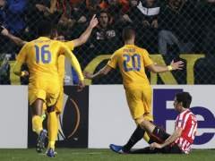 Desastrosa jornada en la Europa League: Athletic y Villarreal, eliminados