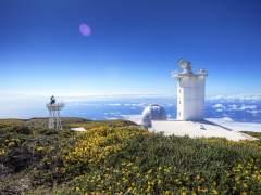 Dos telescopios de La Palma ayudaron a la NASA a descubrir el nuevo sistema planetario