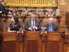 El grupo de CiU en Barcelona cambia su nombre a Grup Municipal Demòcrata