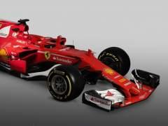 Monoplaza de Ferrari para 2017