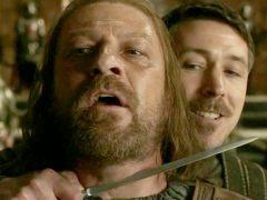 Sean Bean y Aidan Gillen en 'Juego de tronos'
