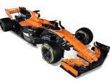 McLaren MCL32, el nuevo coche de Alonso