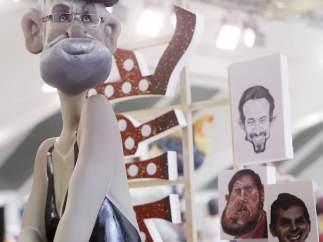 Ninot de Mariano Rajoy
