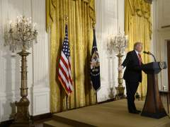 Polémica: la Casa Blanca veta a CNN o 'The New York Times'