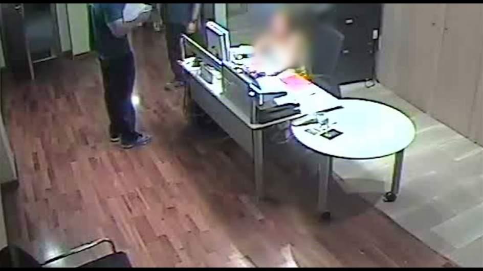 Desarticulado un grupo especializado en robos con fuerza for Oficinas unoe