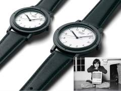 Seiko reedita el reloj que lucía Steve Jobs en su famosa foto de 1984