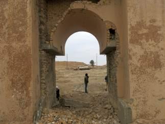 Zona recuperada de manos de Estado Islámico