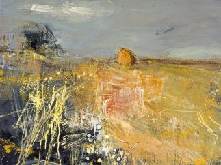 Summer Fields, c.1961 by Joan Eardley
