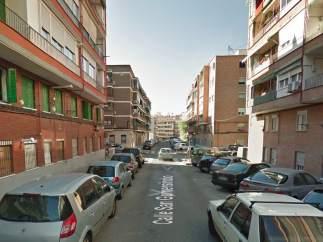 Suceso en el barrio de Ventas