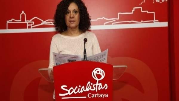 Martín PSOE Cartaya