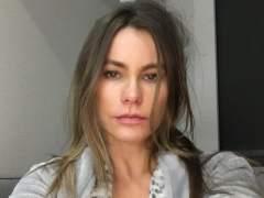 Sofía Vergara sorprende con una imagen sin maquillaje