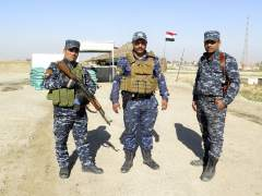 Hallan una fosa común con más de cien cadáveres en Mosul
