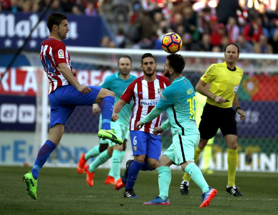 Atl tico de madrid vs barcelona horario y d nde televisan for Juego del madrid hoy