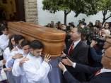 Funeral de Pablo Ráez
