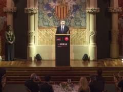 """Felipe VI defiende una colaboración entre instituciones """"leal y generosa"""""""