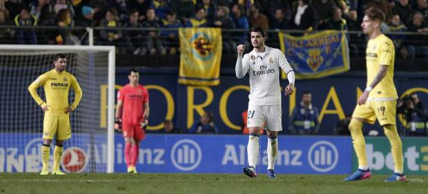 Gol de Morata