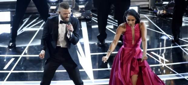 Justin Timberlake en los Oscar